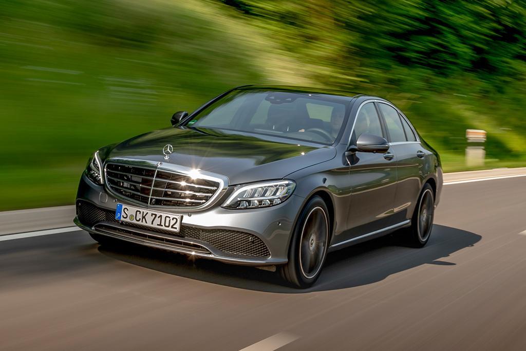 Mercedes-Benz C-Class 2018 Review - www carsales com au