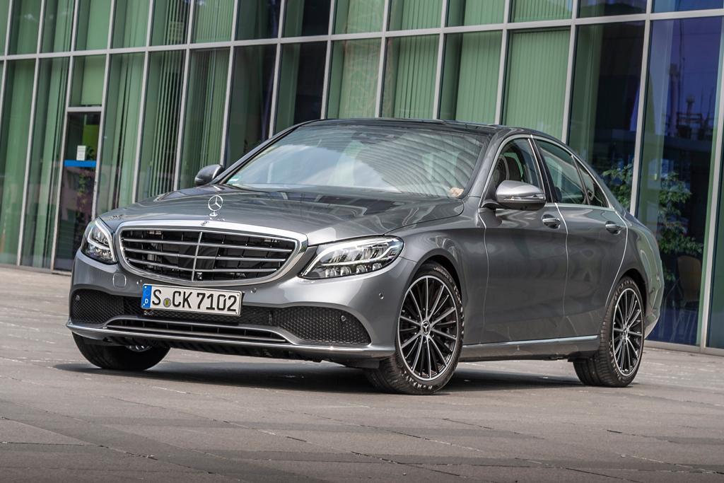 Mercedes-Benz C-Class evolves - www carsales com au