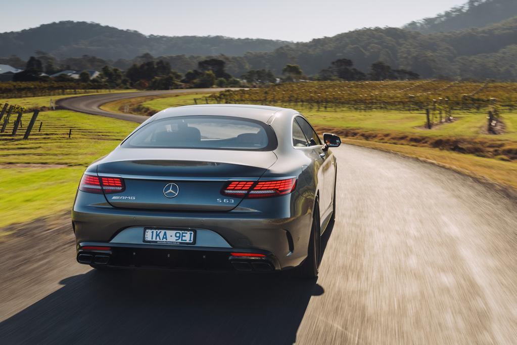Mercedes-Benz S-Class Coupe 2018 Review - www carsales com au
