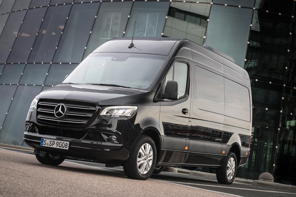 9fd29a59ad Mercedes-Benz Sprinter to hit the ground running - www.carsales.com.au
