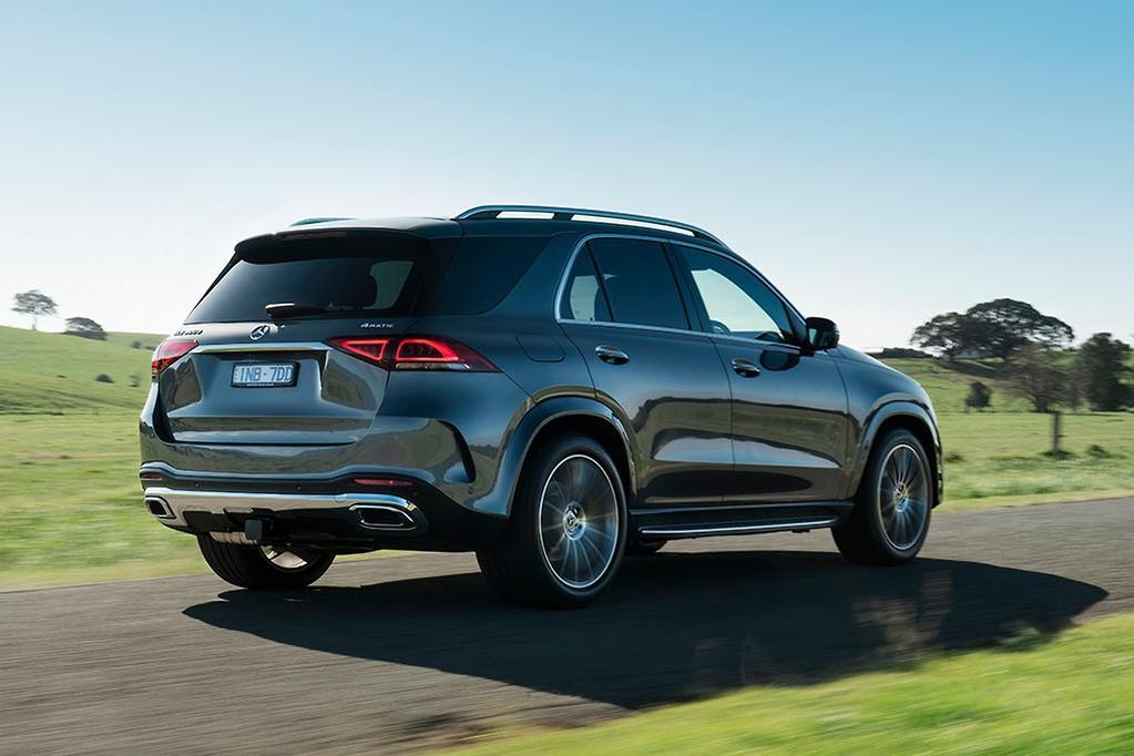 Mercedes-Benz GLE 2019 Review — Australia - www carsales com au