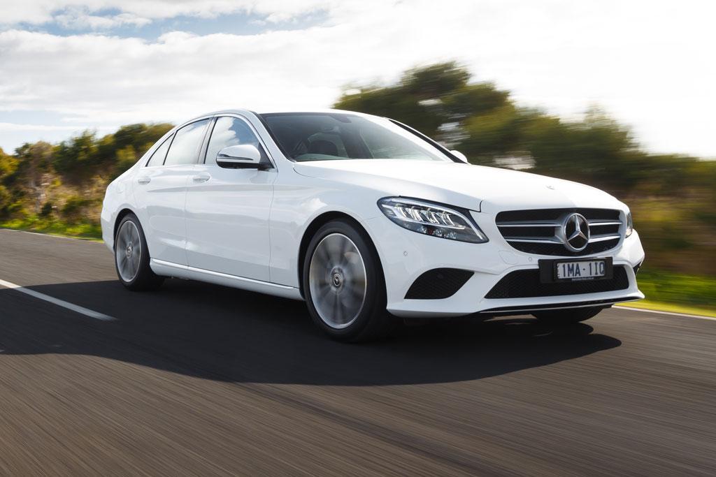 Mercedes Benz C Class 2018 Review Www Carsales Com Au