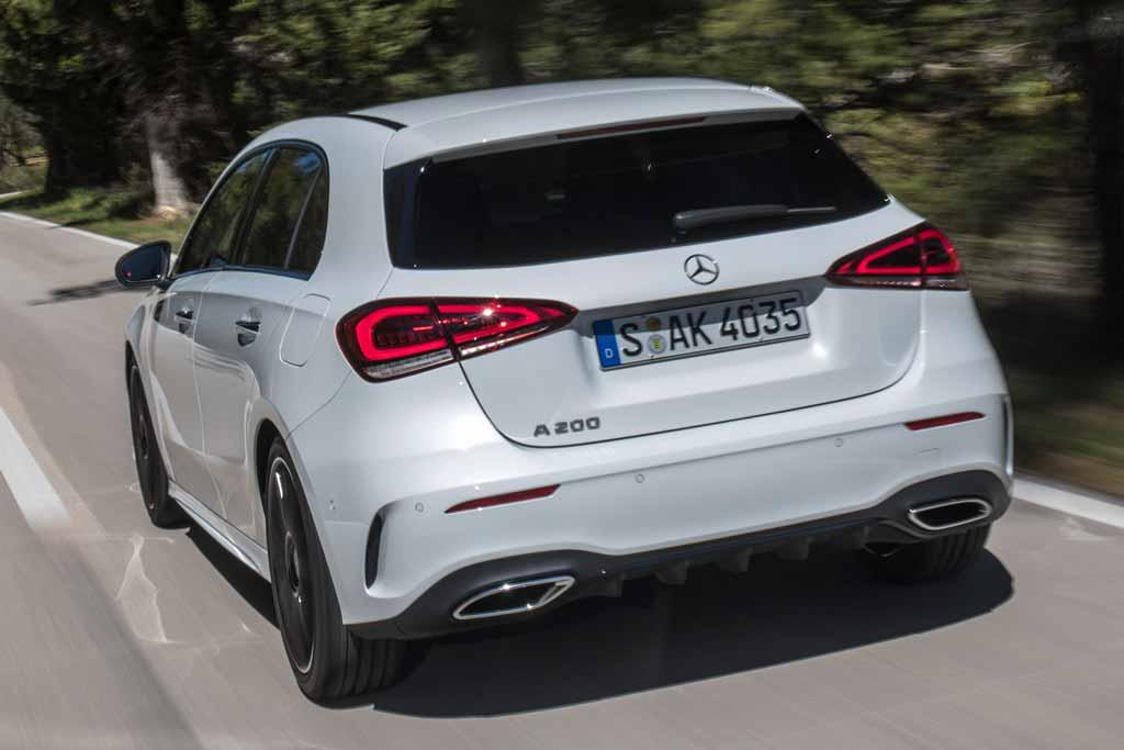 New Mercedes Benz A 200 Pricing Released Www Carsales Com Au