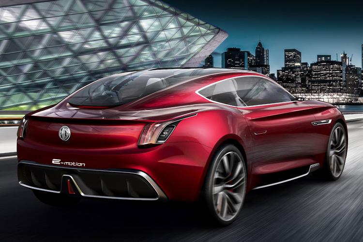 Asked About The Likelihood Weu0027ll See The Electric Sports Car In Australia,  Danny Lenartic, The Local MG Importeru0027s Senior Manager For Marketing And ...