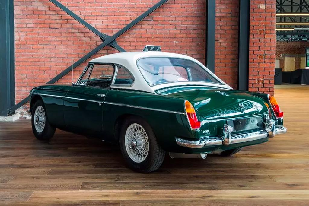 Buying Used: MGB (1962-94) - www carsales com au