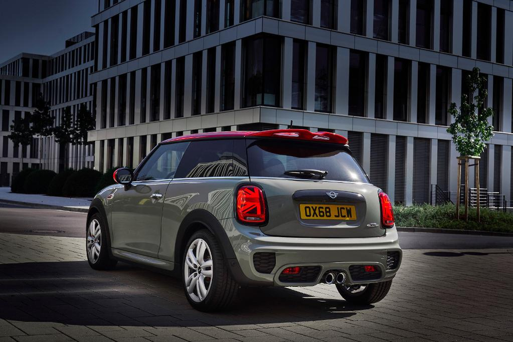 Pure-electric MINI Cooper S hot hatch coming - www carsales