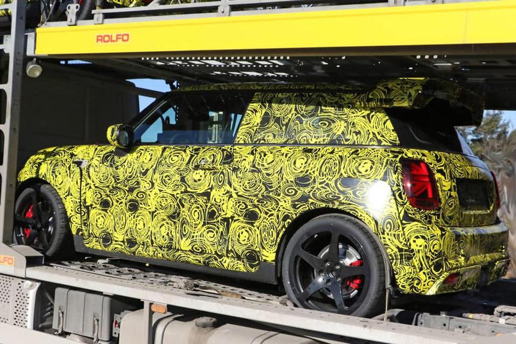 New MINI GP to pump out 225kW - www carsales com au