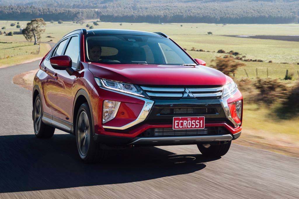 Mitsubishi Eclipse Cross 2018 Review - www carsales com au