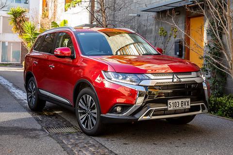 Mitsubishi Outlander News Articles | carsales com au