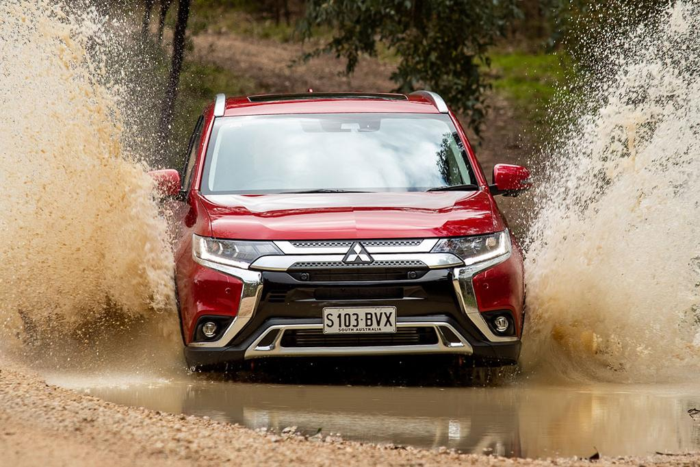 2020 Mitsubishi Outlander Sport Updated Styling And Infotainment System Release Price >> Updated 2019 Mitsubishi Outlander Now On Sale Www Carsales