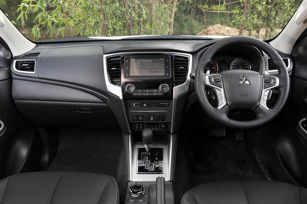 Mitsubishi Triton 2019 Review — International - www carsales