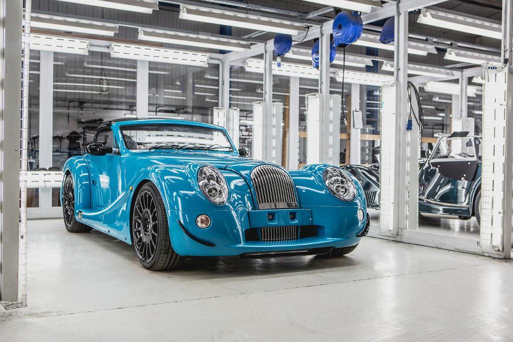 Morgan kills off V8, confirms new sports car - www carsales