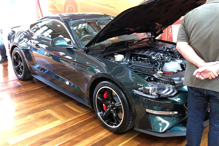 Supercharged Mustang too loud for Ford Australia - www