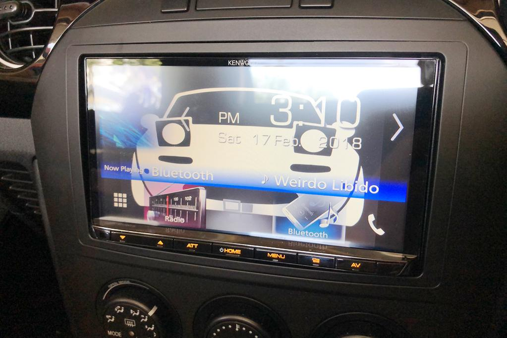 Top five tech updates for old cars - www carsales com au