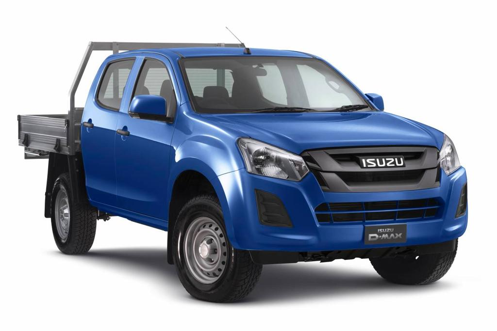 Recall Wrap: Isuzu D-MAX recalled over potential leaf-spring