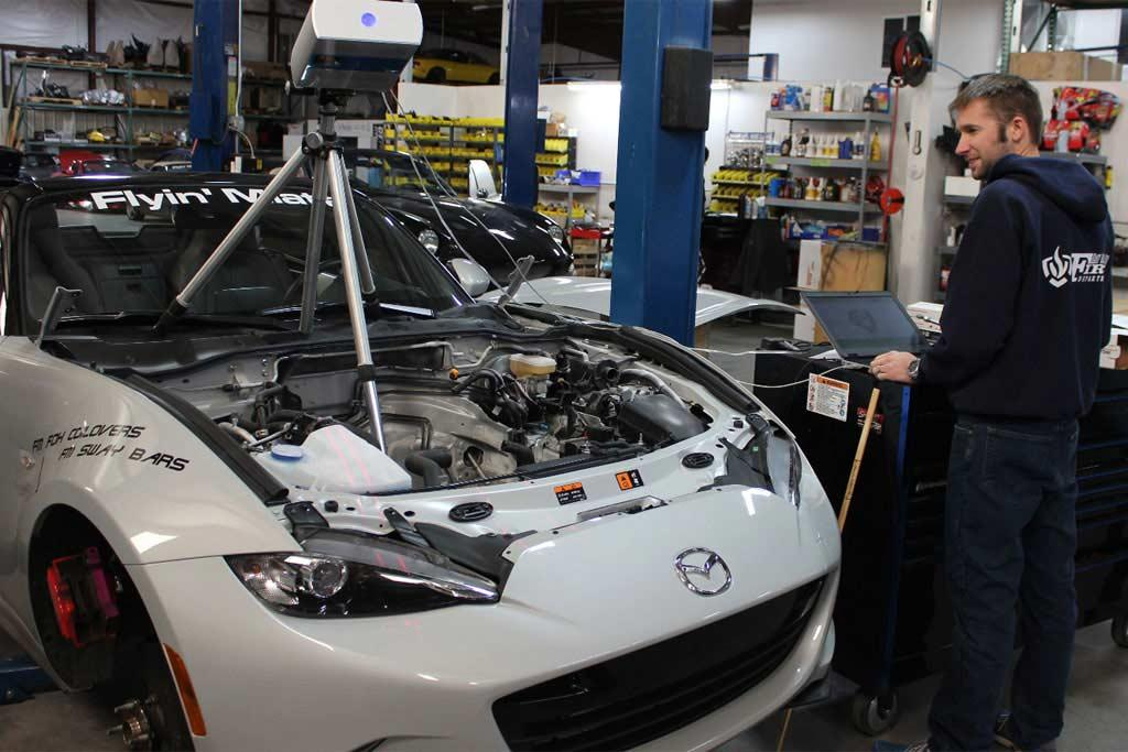 Flyin' Miata converts Mazda MX-5 to V8 power - www carsales