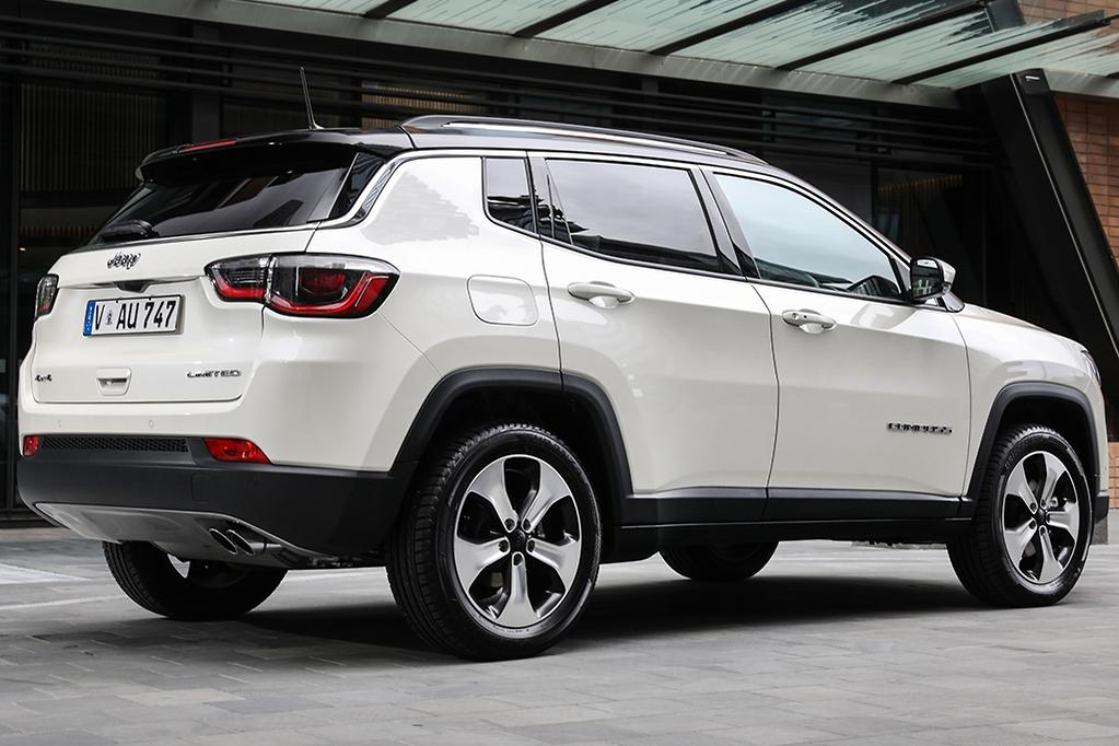 New Jeep Compass Australian Prices And Specs Www Carsales Com Au