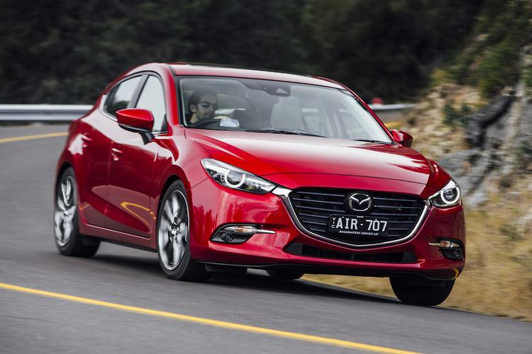 Mazda3 Is Offered In Six Trim Levels Across Two Body Styles