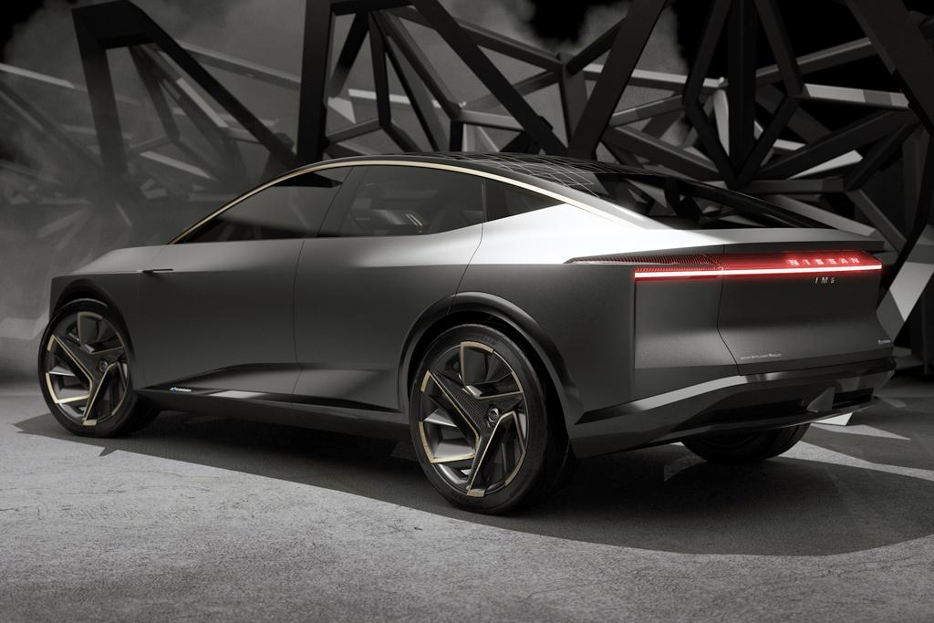 DETROIT MOTOR SHOW: Nissan IMs concept revealed - www carsales com au