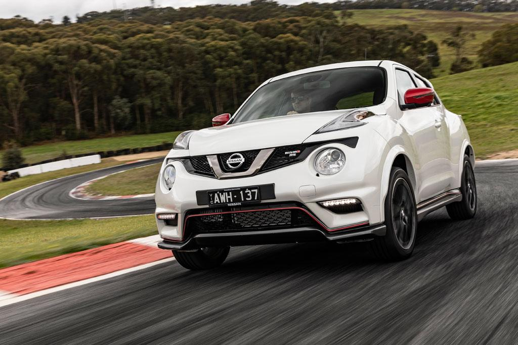 Nissan Juke Nismo 2018 Review