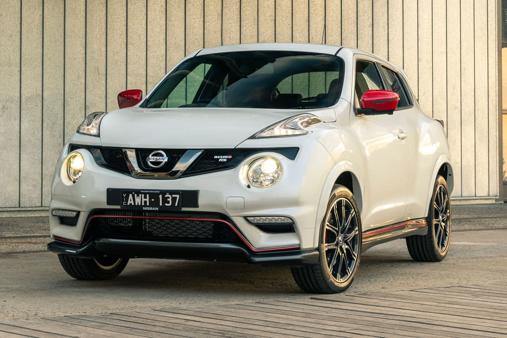 Nissan JUKE NISMO lands from $38K - www carsales com au