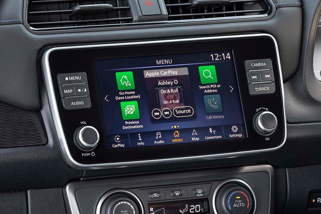 Apple CarPlay finally comes to Nissan - www carsales com au