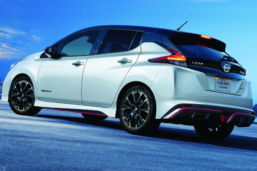 Nissan Leaf Nismo Goes On Sale In Japan Www Carsales Com Au