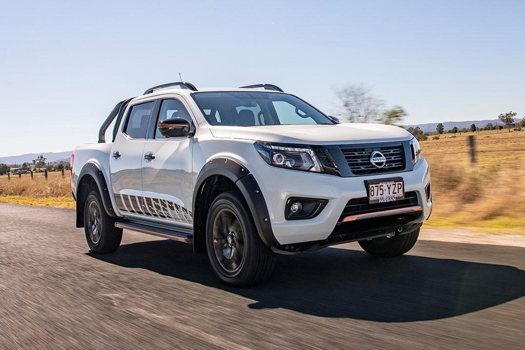 Nissan Navara N-Trek 2019 Review - www carsales com au