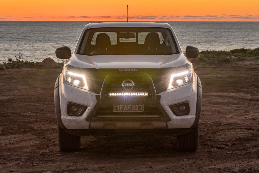 Nissan Navara ST Black Edition 2018 Review - www carsales com au