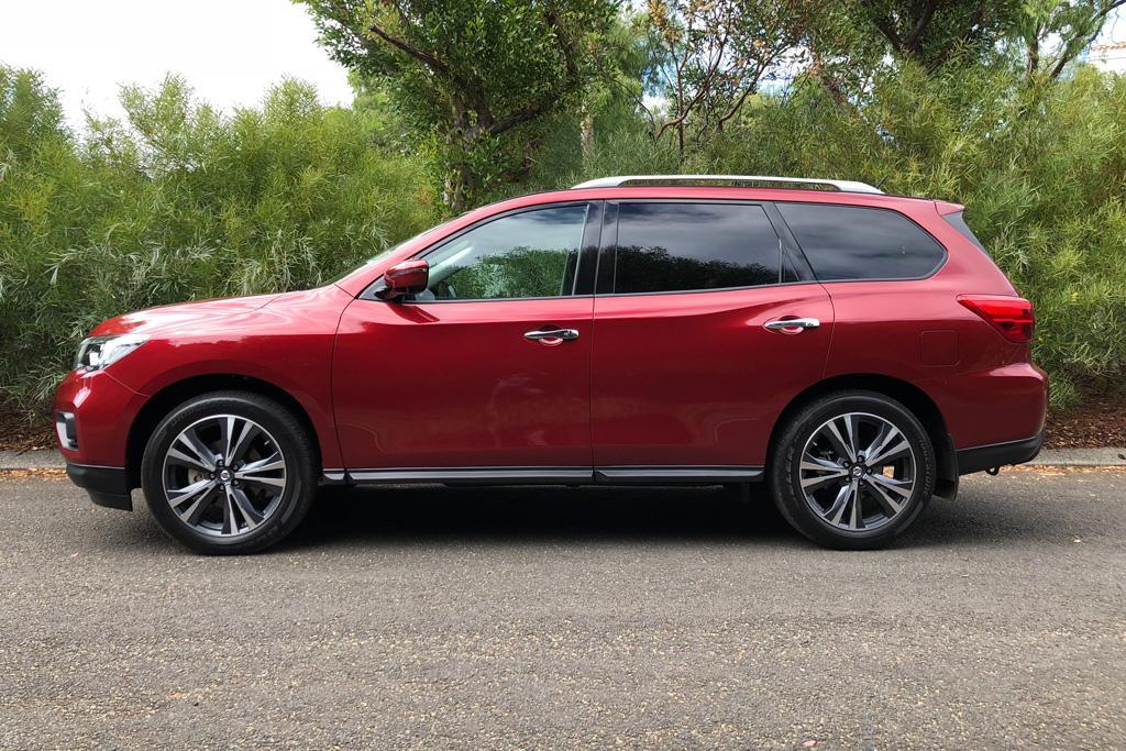 Nissan Pathfinder 2018 Review - www carsales com au