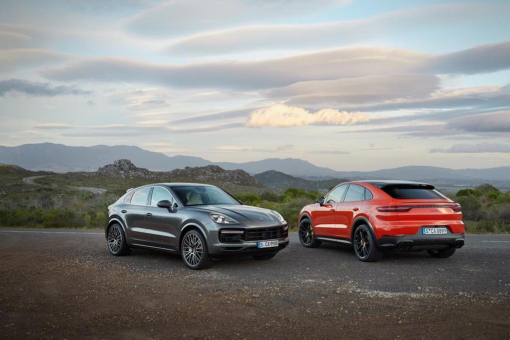 2020 Porsche Cayenne Coupe Unveiled Www Carsales Com Au