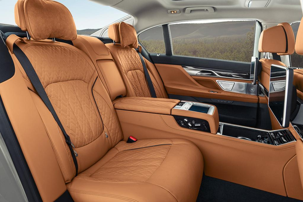 Prices up for facelifted BMW 7 Series limo - www carsales com au