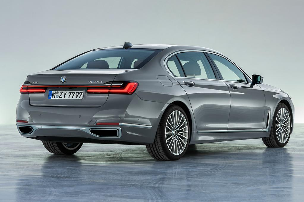 Prices Up For Facelifted Bmw 7 Series Limo Www Carsales Com Au