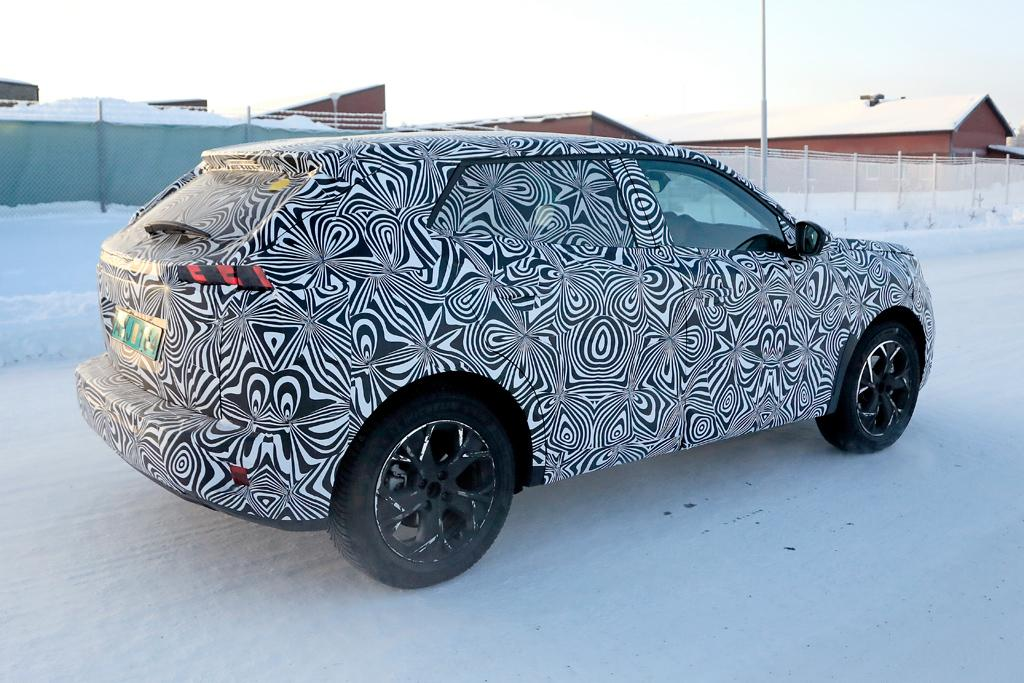 Spy Pics New Peugeot 2008 On The Way Www Carsales Com Au