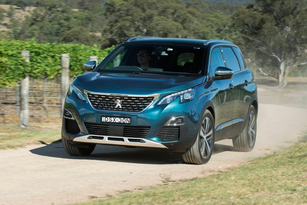 Peugeot 5008 2018 Review - www carsales com au