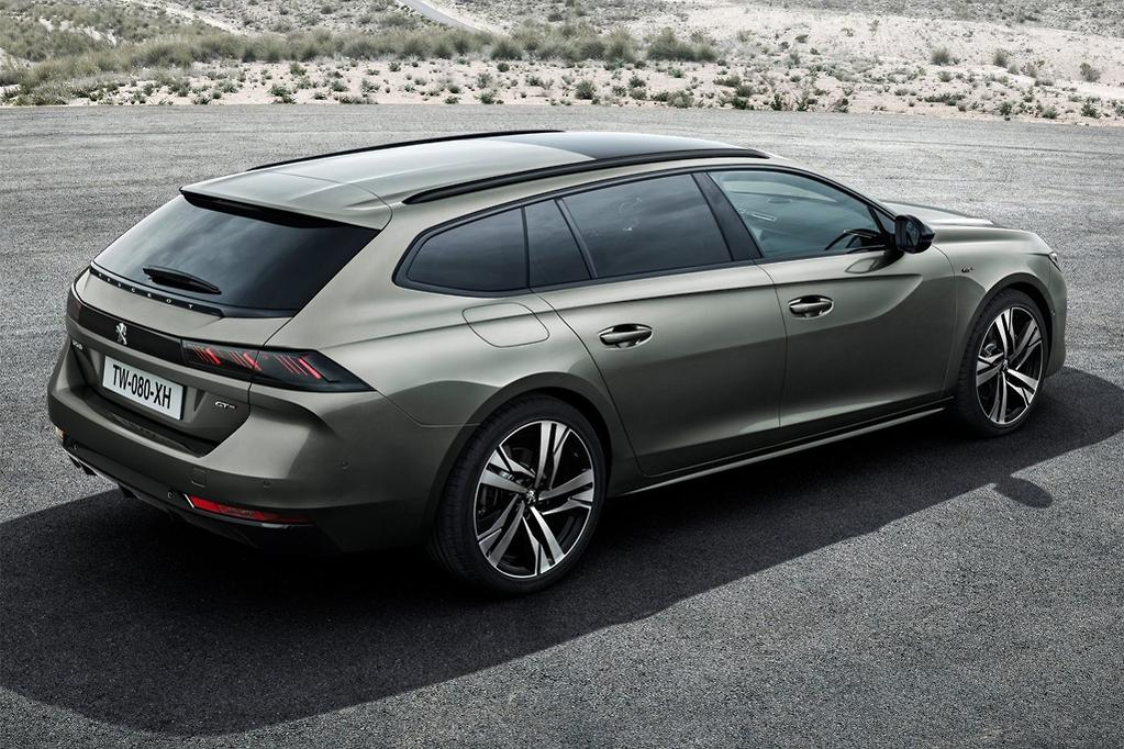 Peugeot 508 Touring Unveiled Wwwcarsalescomau