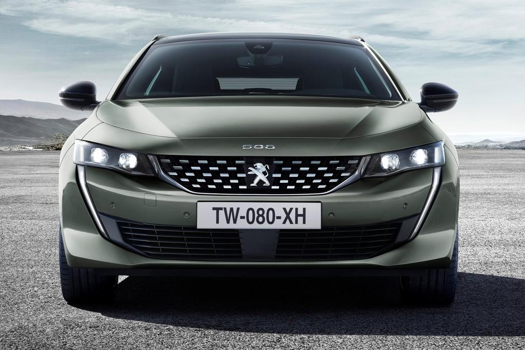 Peugeot 508 Touring Unveiled Carsales