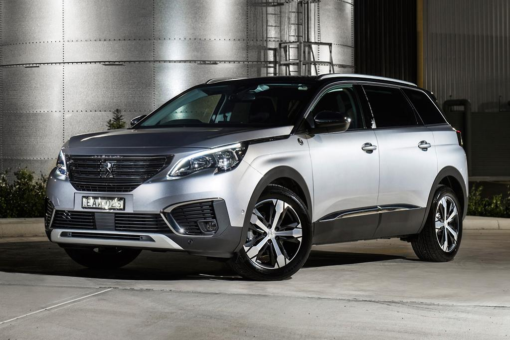 Peugeot 3008 and 5008 Crossway Editions released - www
