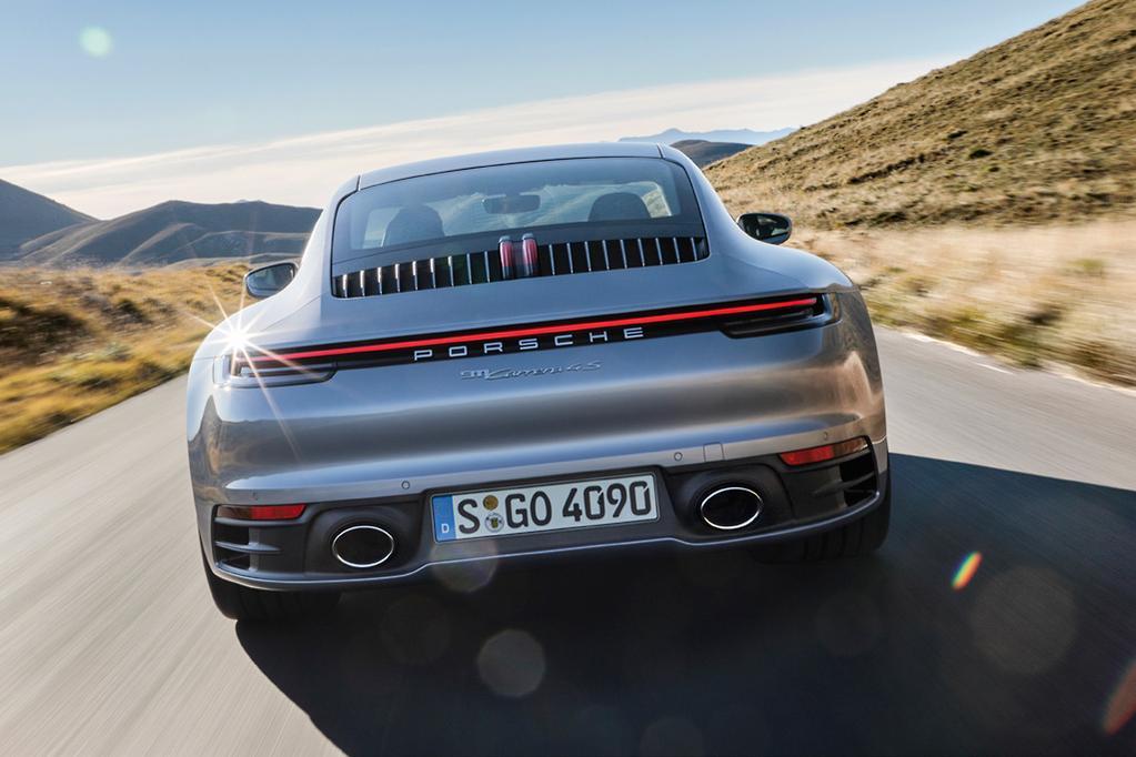 New Porsche 911 Full Details Www Carsales Com Au