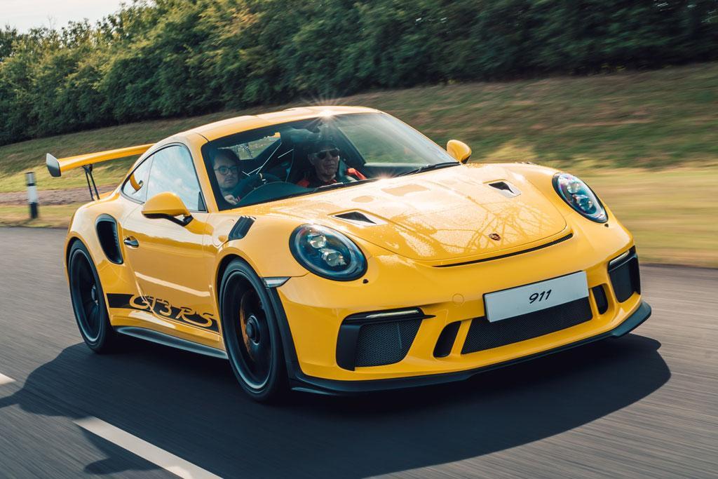 Porsche 911 GT3 RS 2018 Review - www carsales com au