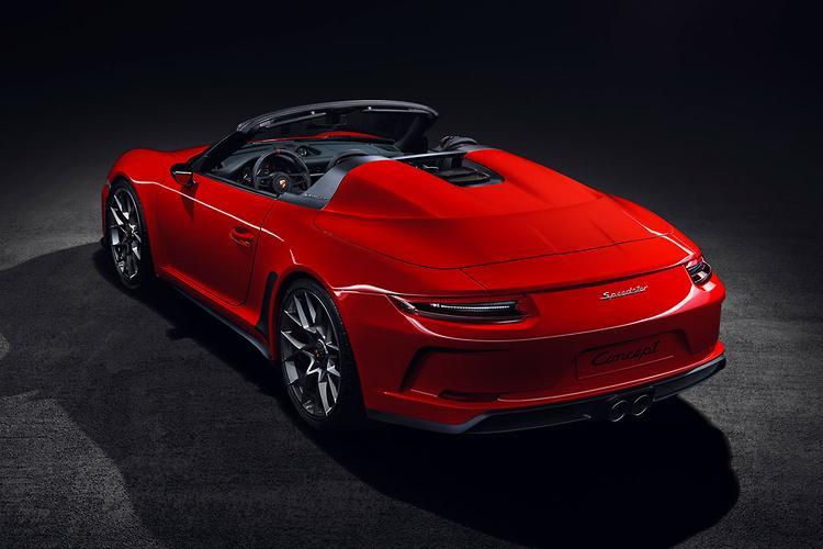 PARIS MOTOR SHOW Porsche 911 Speedster confirmed , www