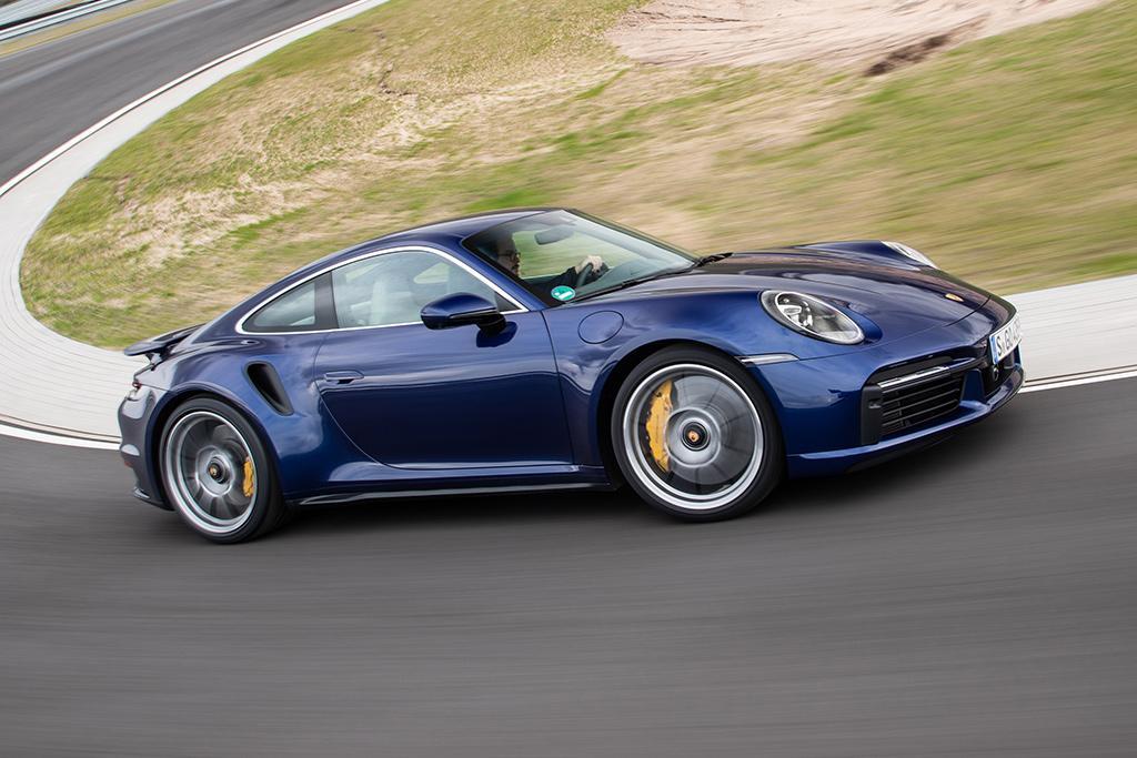 Porsche 911 Turbo S 2020 Review International Www Carsales Com Au
