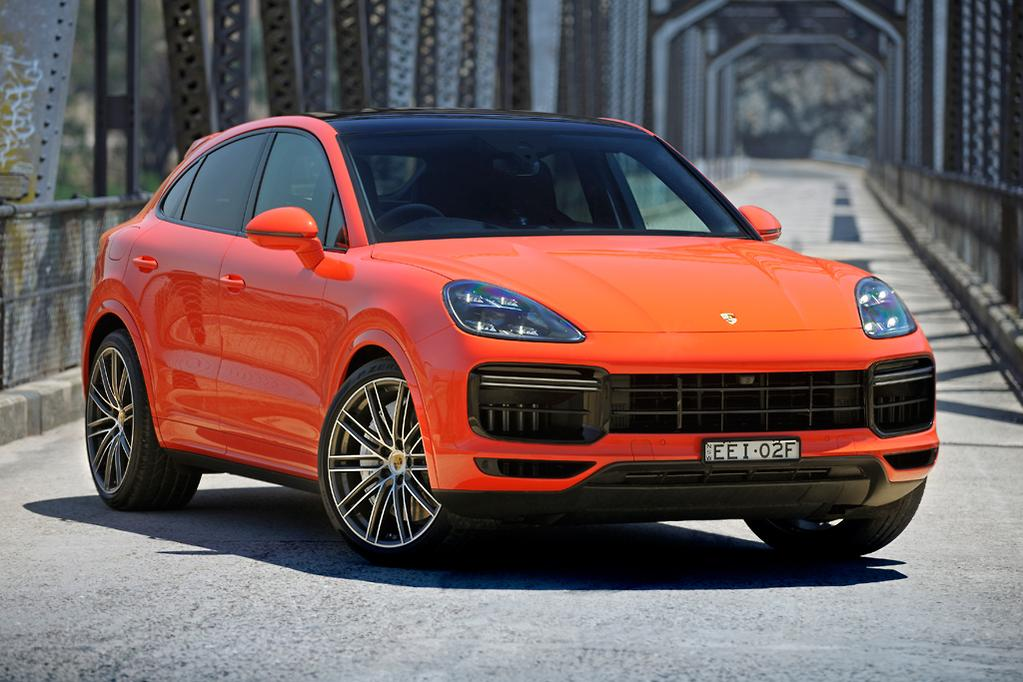 Porsche Cayenne Coupe 2020 Review Www Carsales Com Au