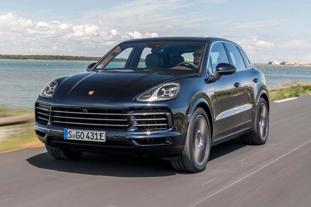 Porsche Cayenne E Hybrid 2018 Review
