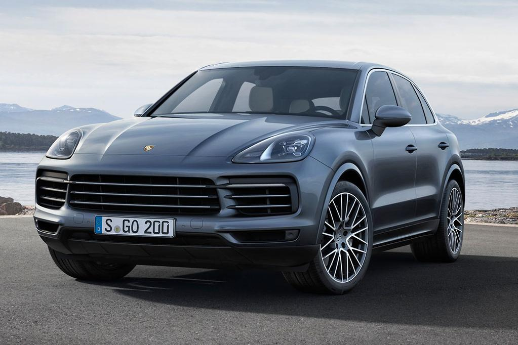 The 2018 Porsche Cayenne Arrives In Australia Mid From 117 000