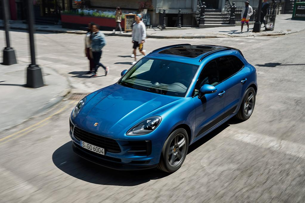 Upgraded Porsche Macan Dumps Diesel Www Carsales Com Au