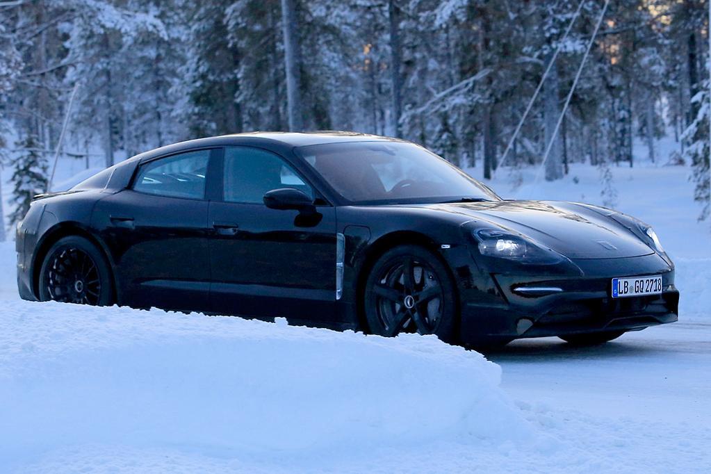Porsche Plotting All Electric Supercar Www Carsales Com Au