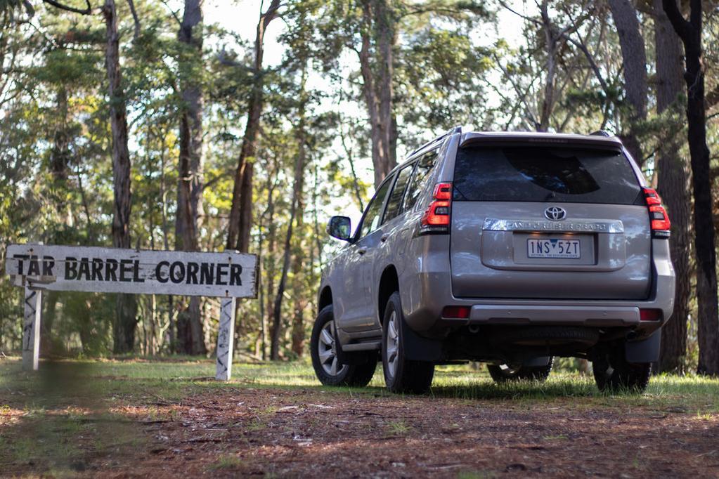 Toyota Prado Review >> Toyota Landcruiser Prado 2019 Review Www Carsales Com Au