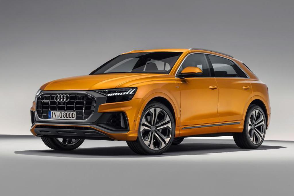 Audi Rs Q8 To Get 500kw Hybrid V8 Www Carsales Com Au