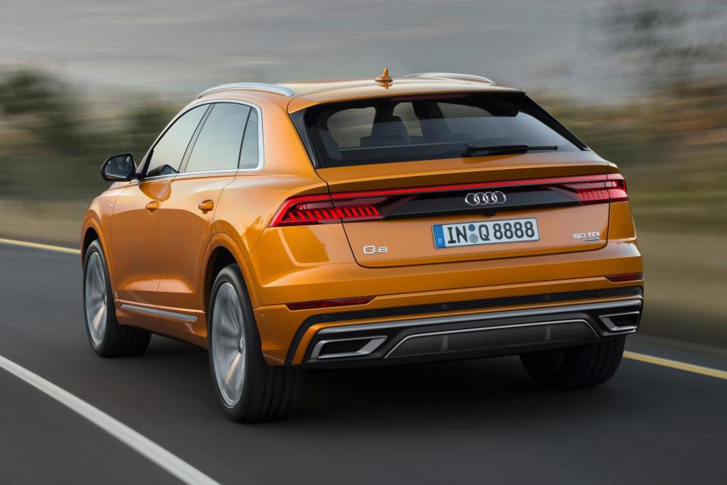 Audi Rs Q8 To Get 500kw Hybrid V8 Wwwcarsalescomau